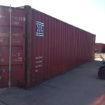 20' Used Container Boston MA