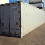 Used 40' HC Container Boston MA