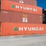 40' Used storage and shipping Containers