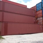 40' shipping Containers cargo worthy