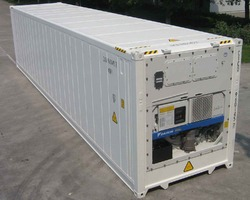 40' HC Reefer Shipping Container