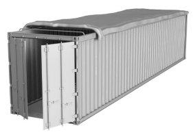 40' Open Top Container for shipping