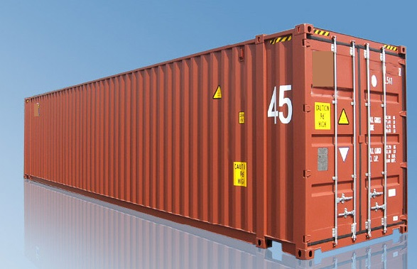 45' High Cube Container