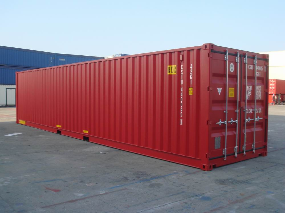 40' New Shipping Container