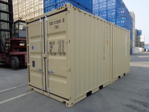 "NEW 10'HC ""Russian Dolls"" nested containers"