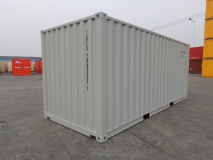 20' Standard dry van ISO shipping or storage containers