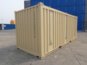 20' Hard top / open top shipping or storage containers