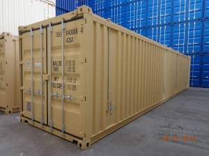 New 40' Hard top / open top ISO shipping or storage container