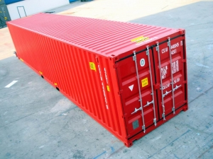 40' Double door containers
